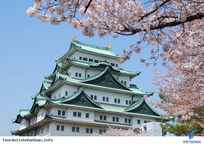 Những lâu đài cổ kính nhất tại đất nước mặt trời mọc - Ảnh 2