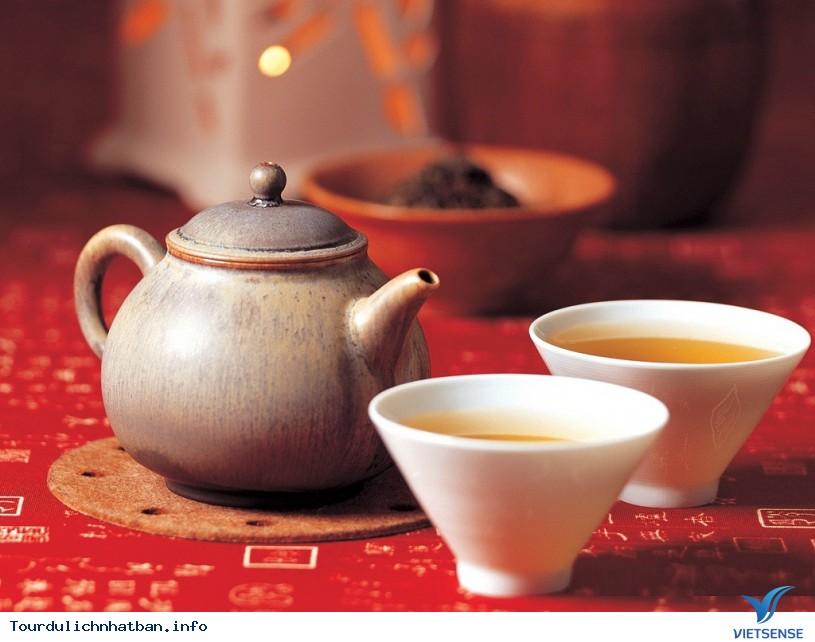 Quán trà đạo Bikoen nổi tiếng lâu đời tại Kyoto Nhật Bản - Ảnh 1