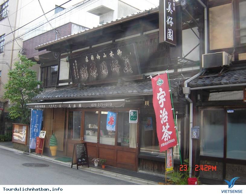 Quán trà đạo Bikoen nổi tiếng lâu đời tại Kyoto Nhật Bản - Ảnh 2