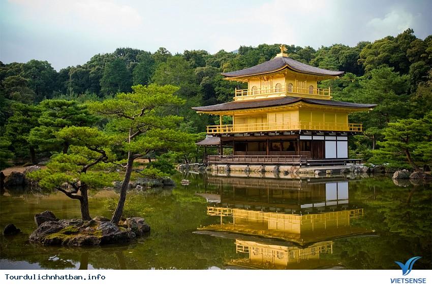 Chùa Vàng ở Nhật Bản - Ảnh 1