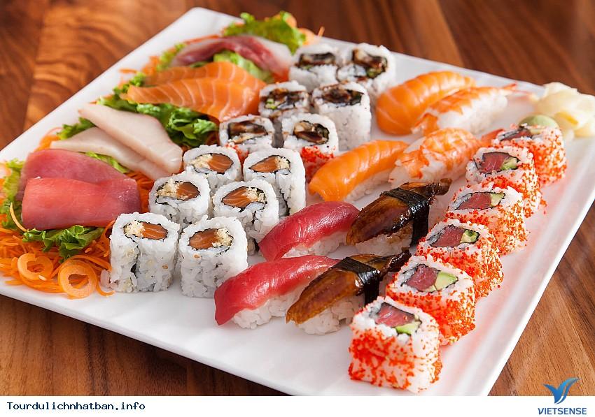 Dọc miền Nhật Bản qua các món ăn ngon - Ảnh 1