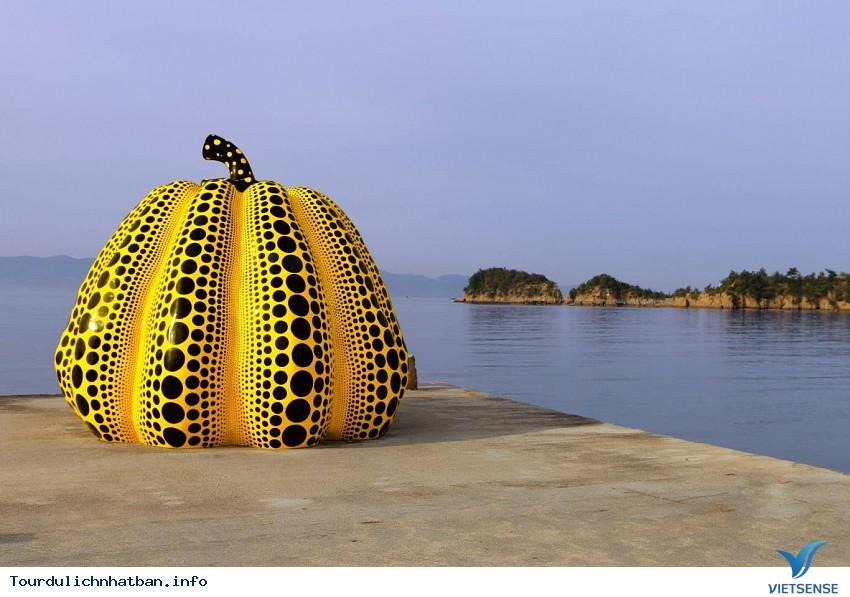 Ghé thăm đảo Naoshima đậm chất nghệ thuật của Nhật Bản - Ảnh 2