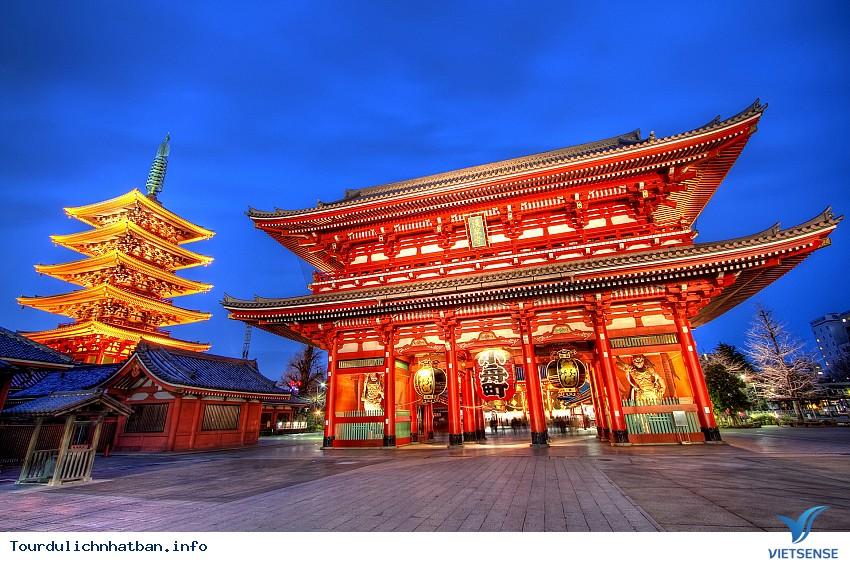 Gợi những địa điểm tuyệt vời như cách hai mẹ con siêu mẫu Xuân Lan du ngoạn Nhật Bản - Ảnh 1
