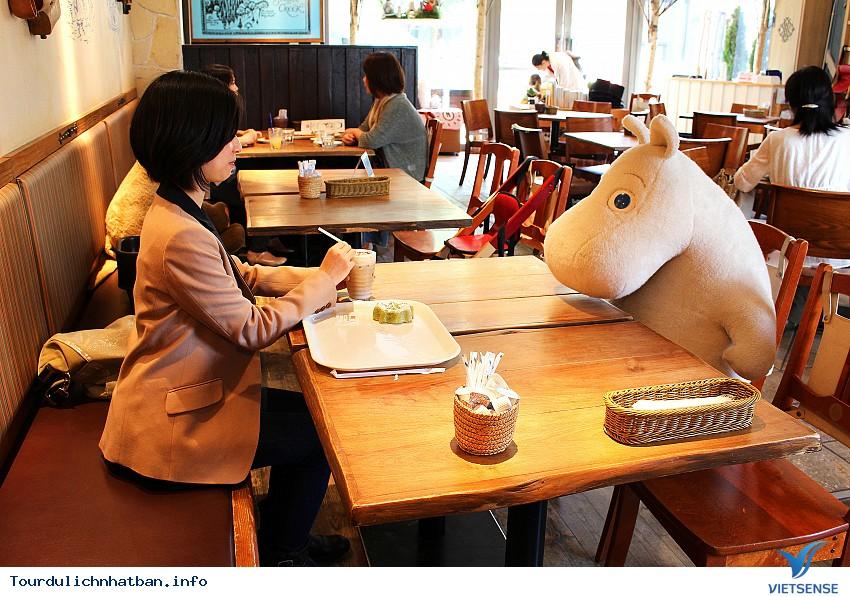 Gợi ý những quán cafe cho từng đối tượng ở Nhật Bản - Ảnh 3
