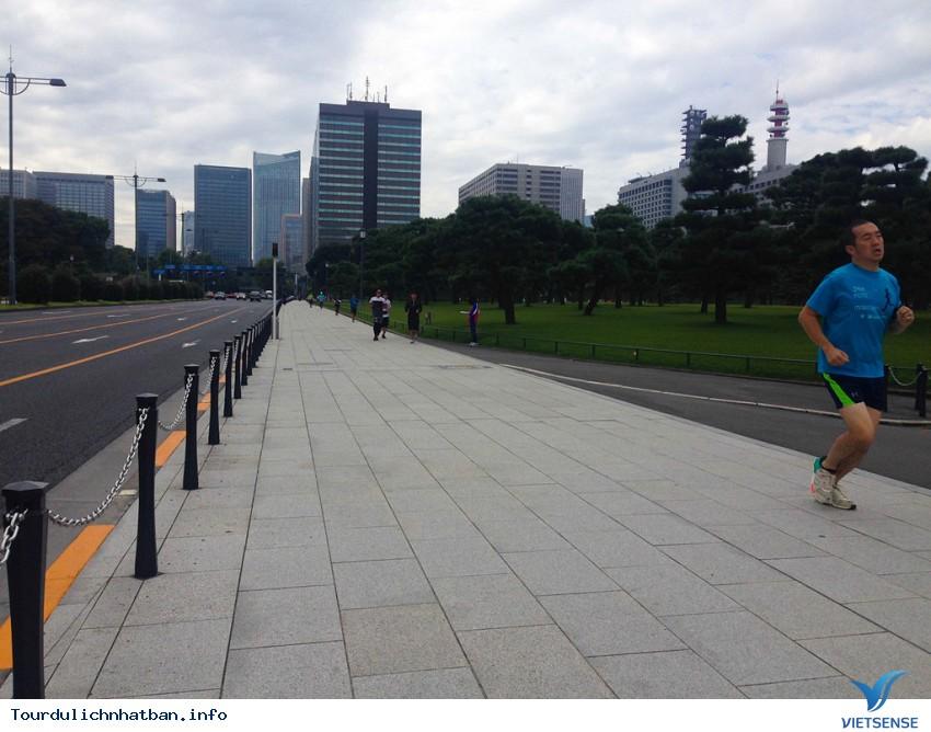Ngắm khung cảnh bình yên vào buổi sáng của các thành phố lớn của Nhật Bản - Ảnh 8