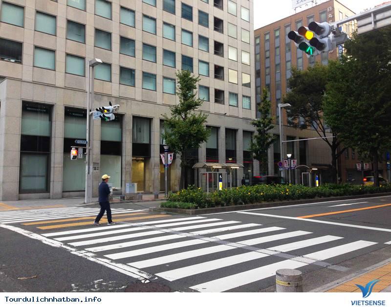 Ngắm khung cảnh bình yên vào buổi sáng của các thành phố lớn của Nhật Bản - Ảnh 6