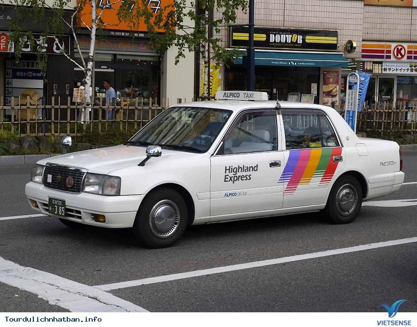 Những phương tiện đi lại thuận tiện cho khách du lịch Tokyo - Ảnh 3