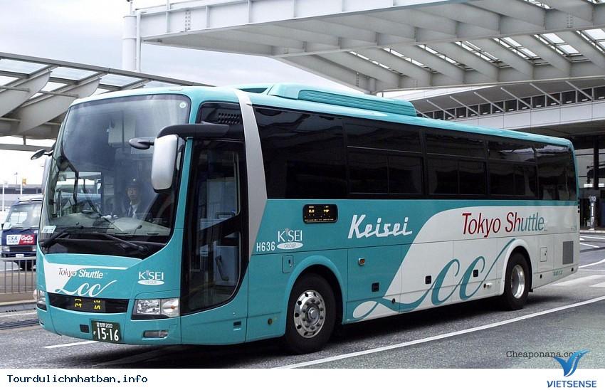 Những phương tiện đi lại thuận tiện cho khách du lịch Tokyo - Ảnh 2