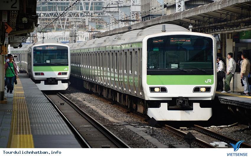 Những phương tiện đi lại thuận tiện cho khách du lịch Tokyo - Ảnh 1