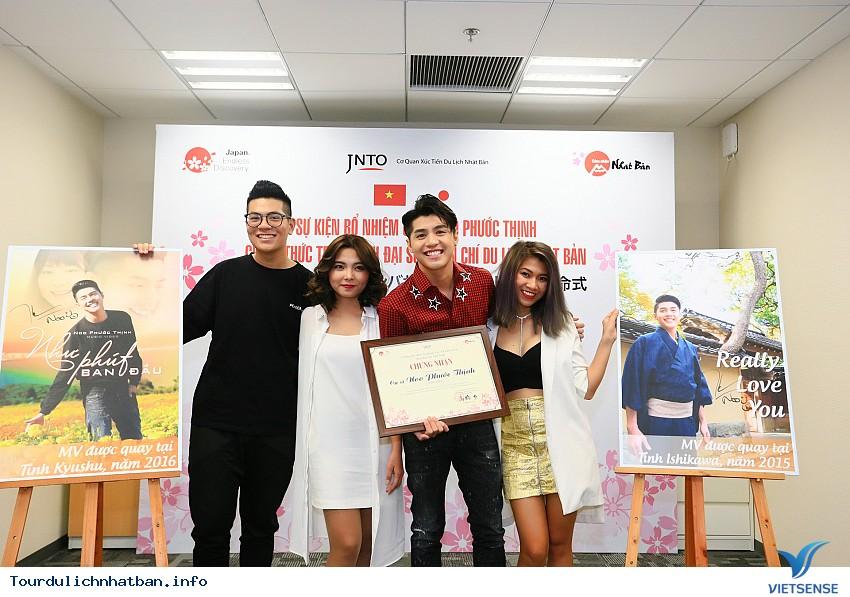 Noo Phước Thịnh được mời sang Nhật quảng bá du lịch - Ảnh 1