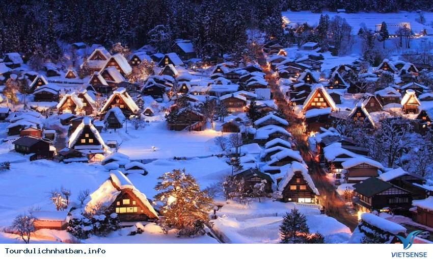 Thăm ngôi làng cổ nhất Nhật Bản - Ảnh 2