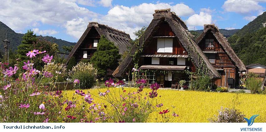 Thăm ngôi làng cổ nhất Nhật Bản - Ảnh 1