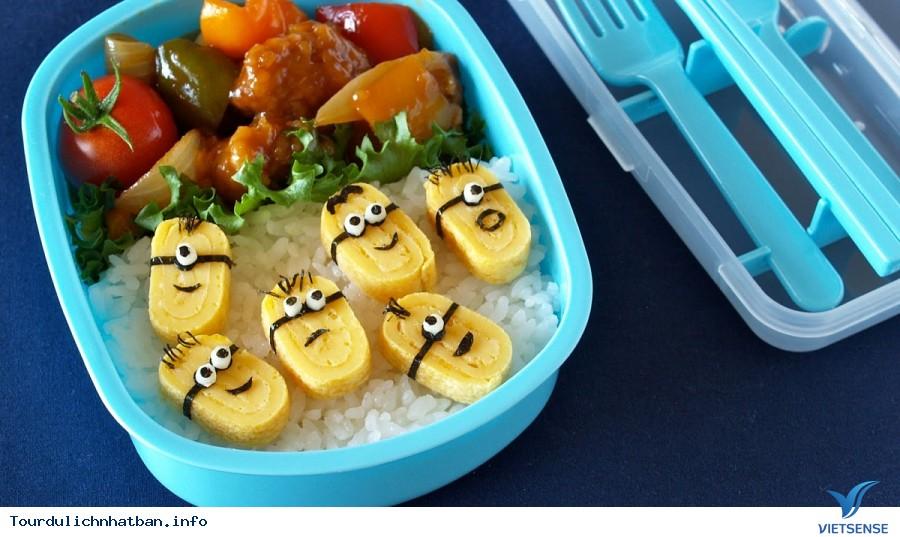 Bento – nét văn hóa ẩm thực của Nhật Bản - Ảnh 2