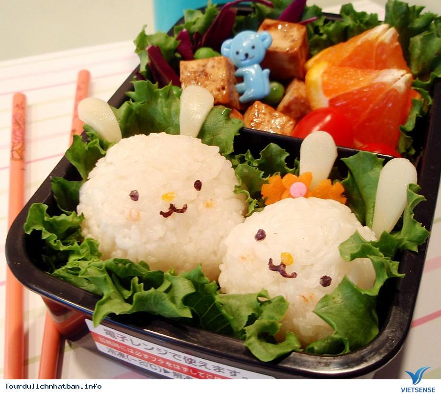 Bento – nét văn hóa ẩm thực của Nhật Bản - Ảnh 1
