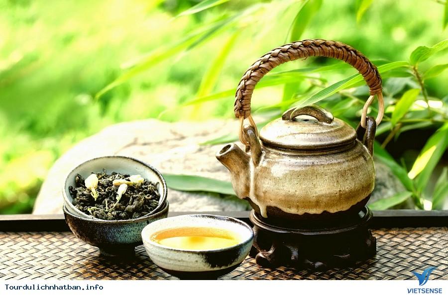 Nghệ thuật trà đạo của Nhật Bản - Ảnh 1
