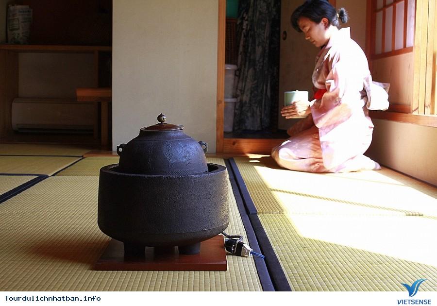Nghệ thuật trà đạo của Nhật Bản - Ảnh 2
