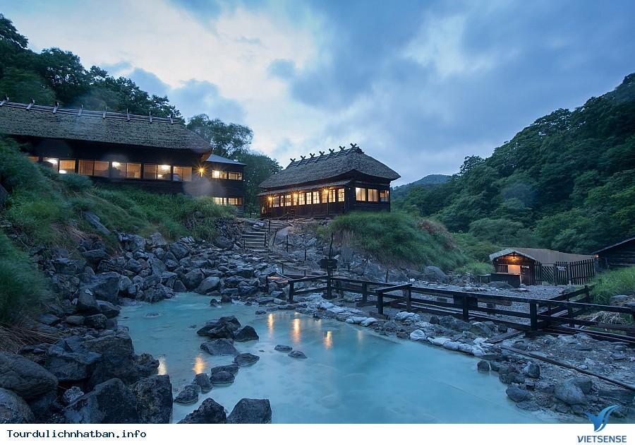 Những điều nhất định phải biết trước khi tắm suối nước nóng ở Nhật - Ảnh 2