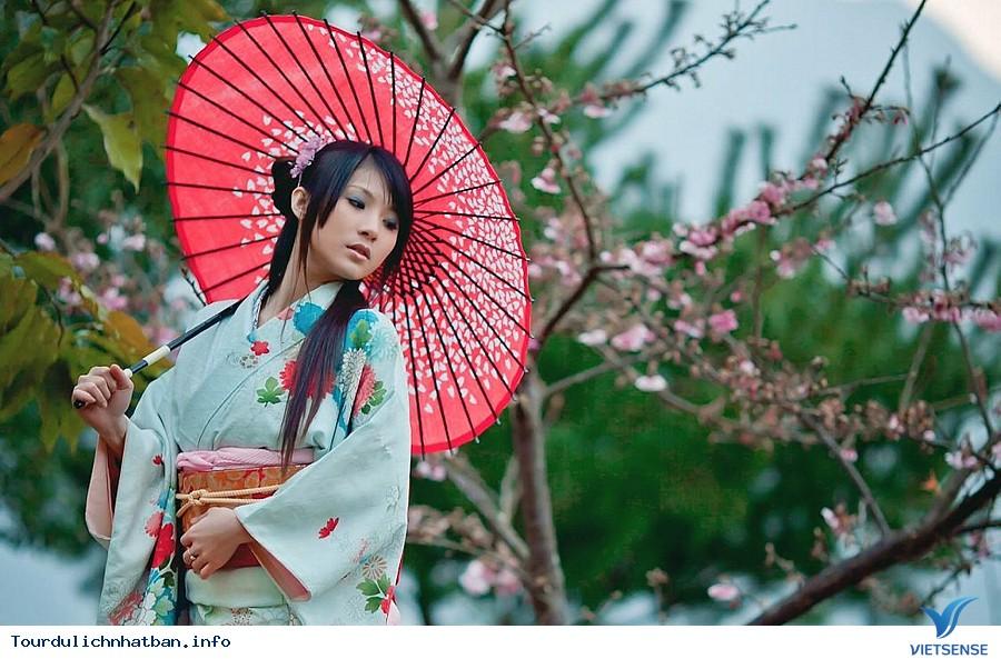 Tìm hiểu về trang phục Kimono - Ảnh 1