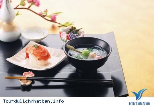 Những văn hóa ẩm thực Nhật Bản - Ảnh 5