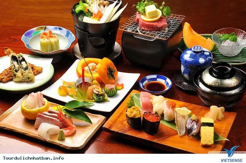 10 điều về văn hóa ẩm thực Nhật Bản