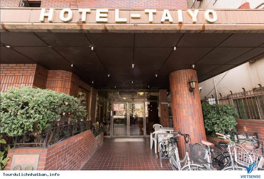 5 khách sản giá rẻ ở Osaka khi đến du lịch Nhật Bản,5 khach san gia re o osaka khi den du lich nhat ban