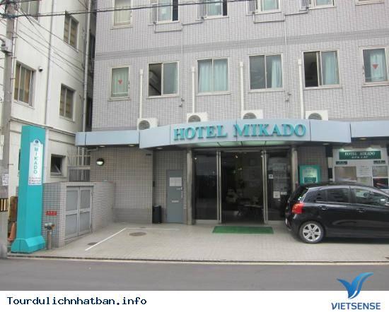 5 khách sản giá rẻ ở Osaka khi đến du lịch Nhật Bản - Ảnh 3