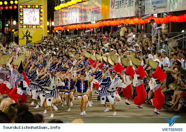 5 lễ hội quan trọng tại xứ Phù Tang