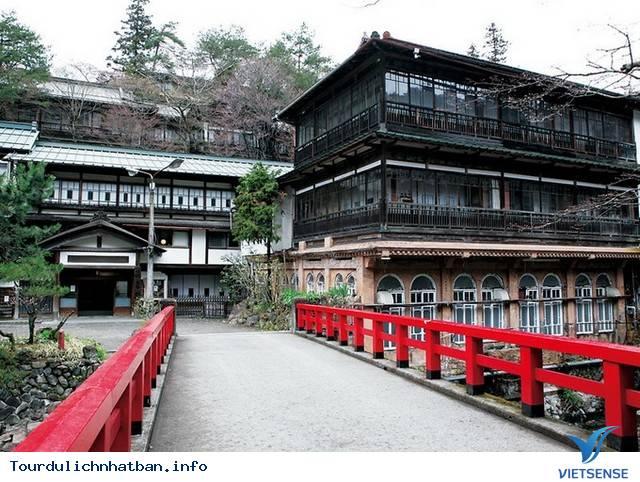 5 nhà tắm công cộng nổi tiếng nhất ở Nhật Bản - Ảnh 3