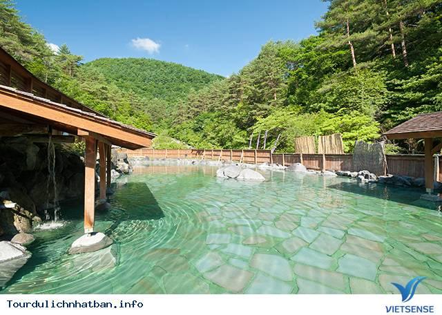 5 nhà tắm công cộng nổi tiếng nhất ở Nhật Bản - Ảnh 4