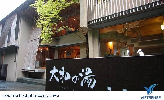 5 nhà tắm công cộng nổi tiếng nhất ở Nhật Bản - Ảnh 5