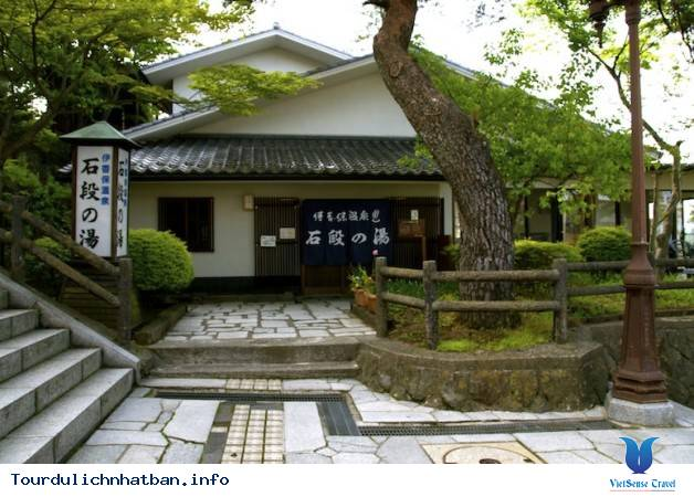 5 nhà tắm công cộng nổi tiếng nhất ở Nhật Bản - Ảnh 2