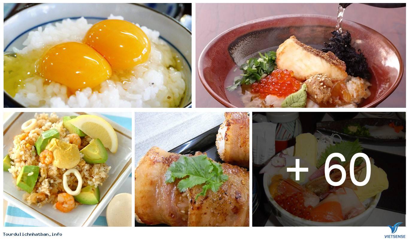 60 món ăn truyền thống phổ biến nhất ở Nhật,60 mon an truyen thong pho bien nhat o nhat