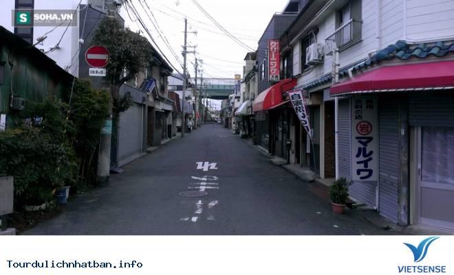 Các con phố của Nhật Bản gần như không có tên,cac con pho cua nhat ban gan nhu khong co ten