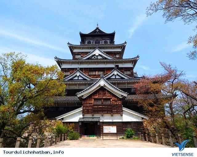 Chiêm ngưỡng vẻ đẹp Hiroshima ngày nay - Ảnh 2