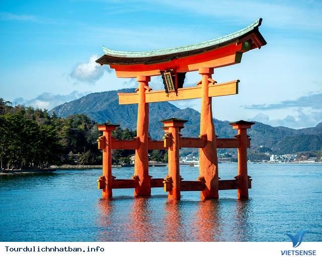 Chiêm ngưỡng vẻ đẹp Hiroshima ngày nay - Ảnh 3