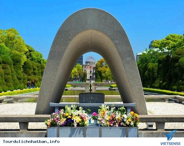 Chiêm ngưỡng vẻ đẹp Hiroshima ngày nay - Ảnh 1