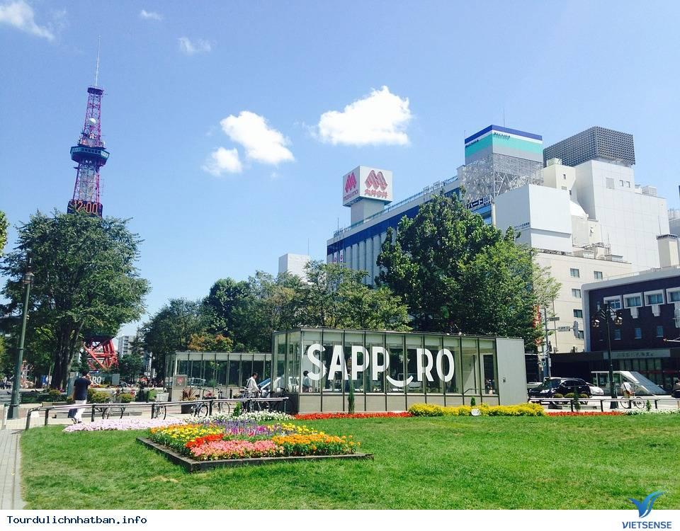 Cùng đến và cảm nhận thiên đường của những thiên đường Hokkaido