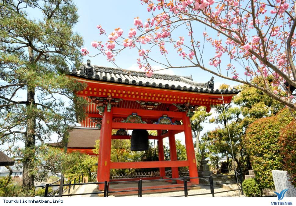 Đến Cố Đô Kyoto- Chiêm Ngưỡng Chùa Thanh Thủy Kiyomizu-dera