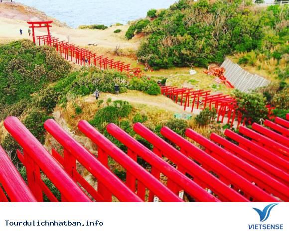 Đền Motonosumi Inari: một thắng cảnh kỳ bí của du lịch Nhật bản ,den motonosumi inari mot thang canh ky bi cua du lich nhat ban