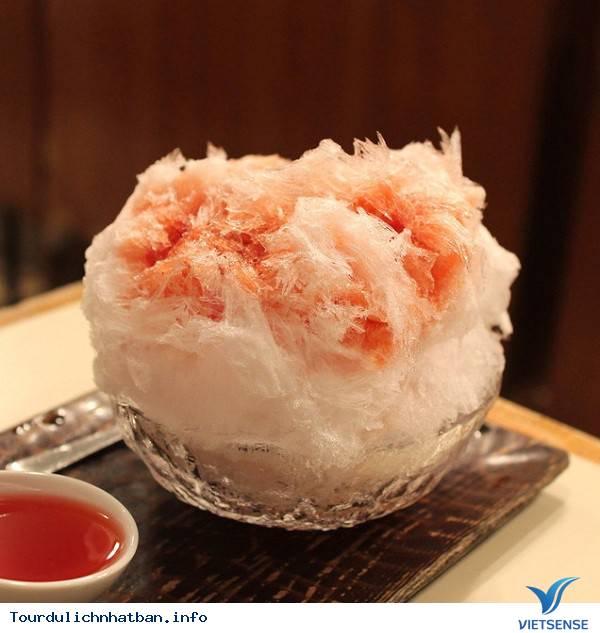 Địa chỉ thưởng thức món đá bào nổi tiếng khi du lịch Tokyo Nhật Bản,dia chi thuong thuc mon da bao noi tieng khi du lich tokyo nhat ban