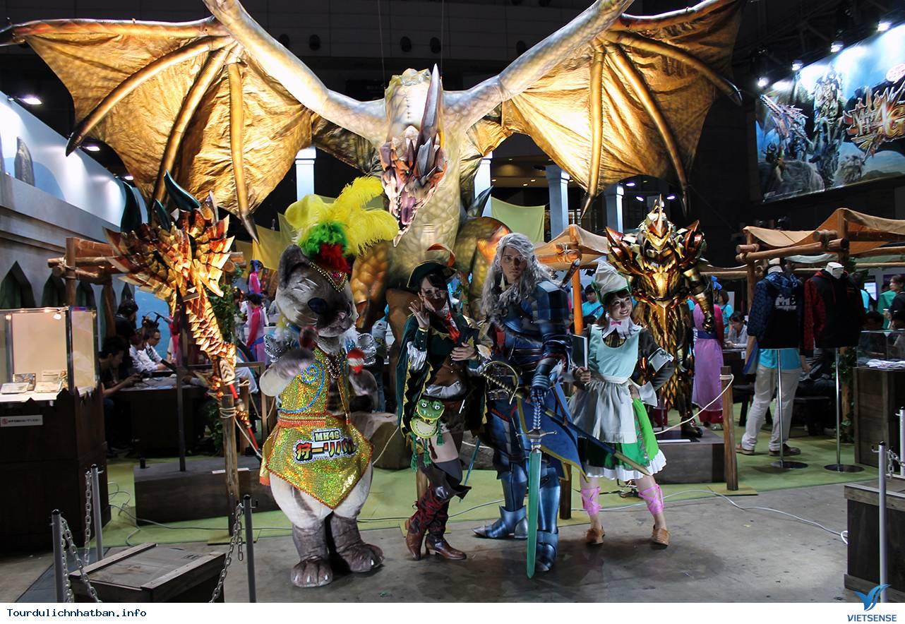 Du lịch Nhật bản với những lễ hội mùa thu đặc sắc - Ảnh 3