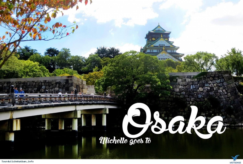 Du Lịch Osaka - Điểm Đến Hấp Dẫn Vào Tháng 8,du lich osaka  diem den hap dan vao thang 8