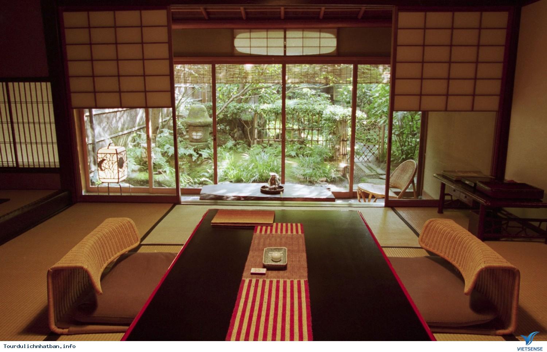 Đừng bỏ qua việc ở ryokan ít nhất một đêm khi đến Nhật Bản