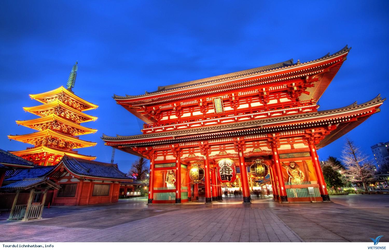 Gợi những địa điểm tuyệt vời như cách hai mẹ con siêu mẫu Xuân Lan du ngoạn Nhật Bản