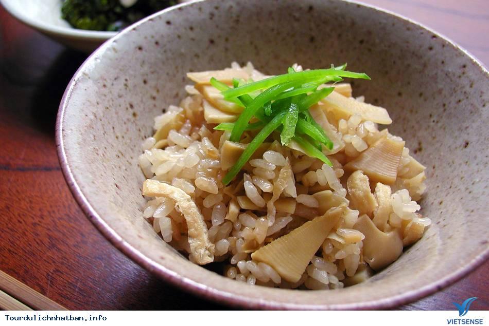 Kaki Gohan Recipe- Tour du lịch Nhật Bản,kaki gohan recipe tour du lich nhat ban