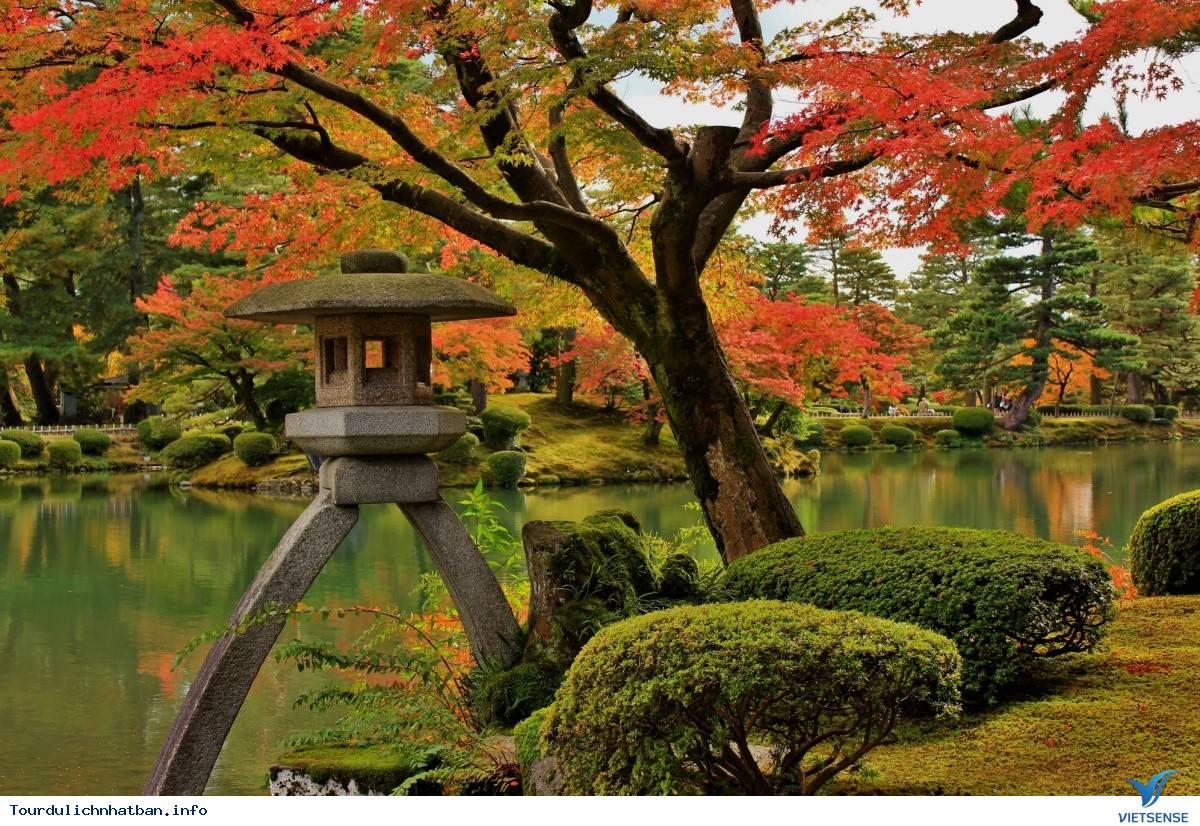 Kanazawa – Những công trình kiến trúc đồ sộ