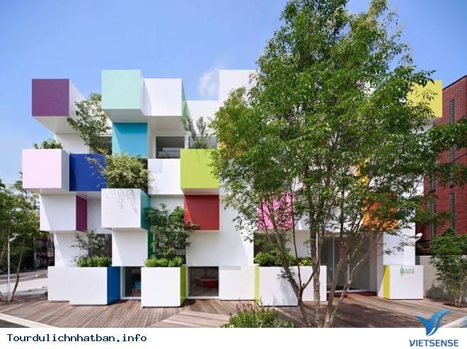 """Khám phá 6 công trình kiến trúc """"siêu dị"""" ở Nhật Bản - Ảnh 2"""