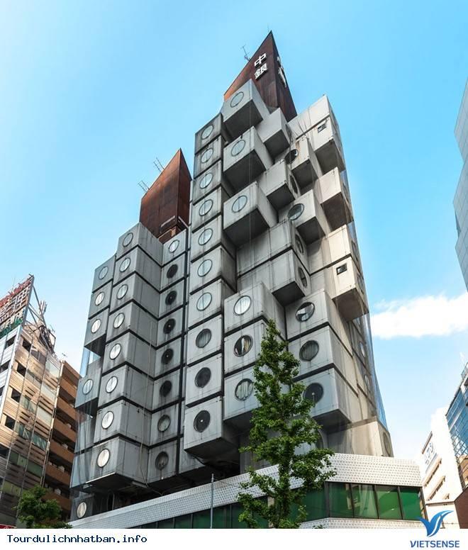 """Khám phá 6 công trình kiến trúc """"siêu dị"""" ở Nhật Bản - Ảnh 4"""