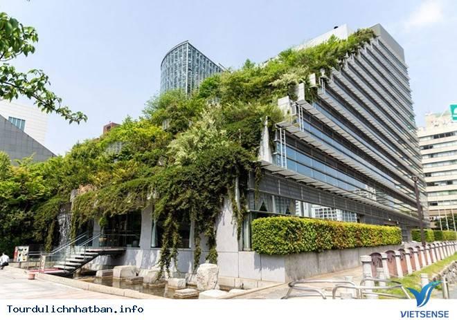 """Khám phá 6 công trình kiến trúc """"siêu dị"""" ở Nhật Bản - Ảnh 5"""