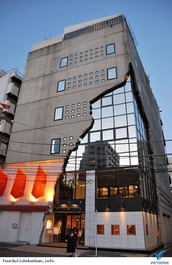 """Khám phá 6 công trình kiến trúc """"siêu dị"""" ở Nhật Bản - Ảnh 1"""